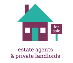 estate agents & private landlords